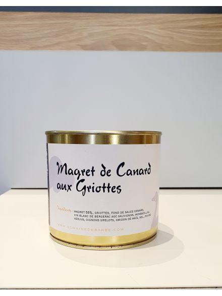 Maigret De Canard Aux Griottes,600Gr