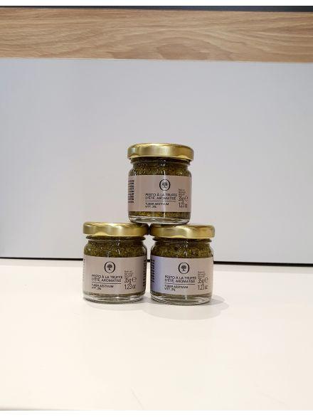 Pesto à la truffe 35g