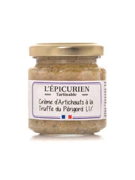 Crème d'artichauts à la truffe du Périgord 1,1 %