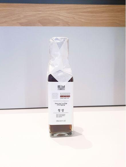 Sauce soja 1 an d'age (Cheongjang)  120ML