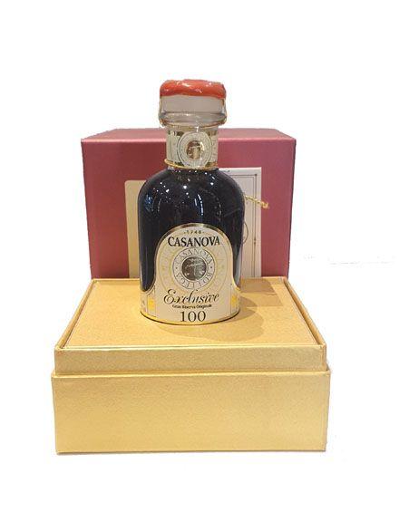 Balsamique exclusive 50 ml -100 ans- Casanova