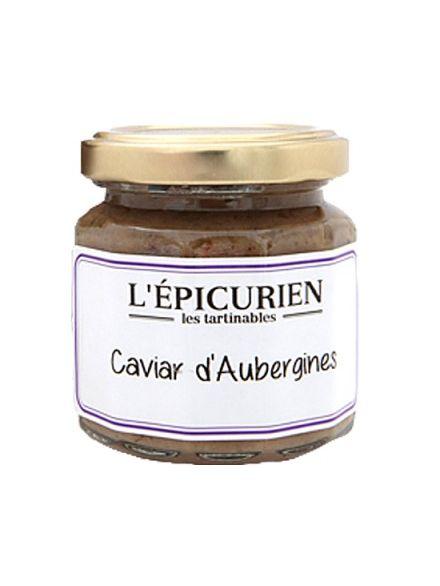 Caviar d'aubergine 90gr