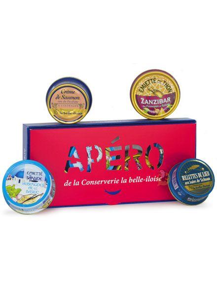 Coffret Apéro - La Belle-Iloise