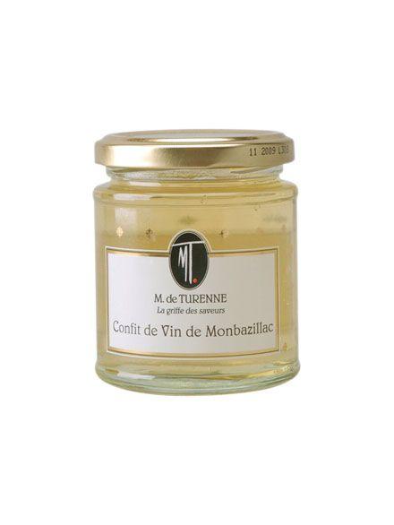 Confit De Vin De Monbazillac - 220 Gr