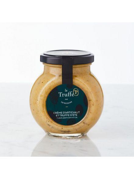 Crème d'Artichauts et Truffe d'Été