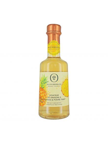 Douceur vinaigre ananas timut 250 gr