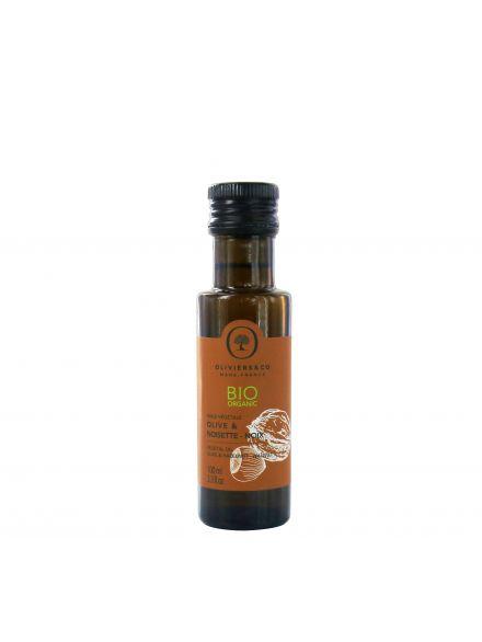 Huile vegetale bio olive noisette 100 ml