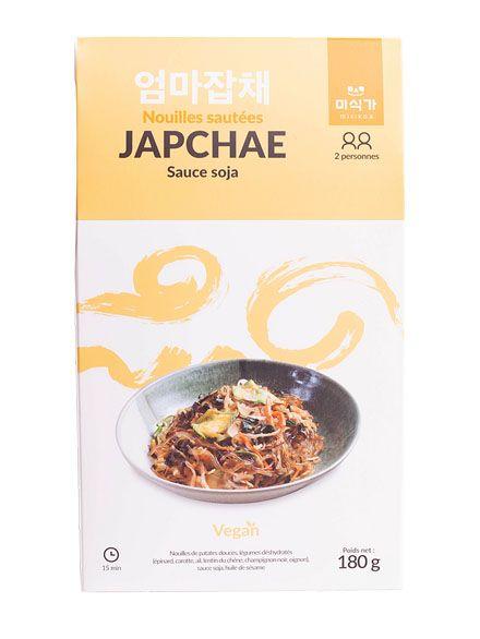 Kit nouilles sautées Jachae 180g