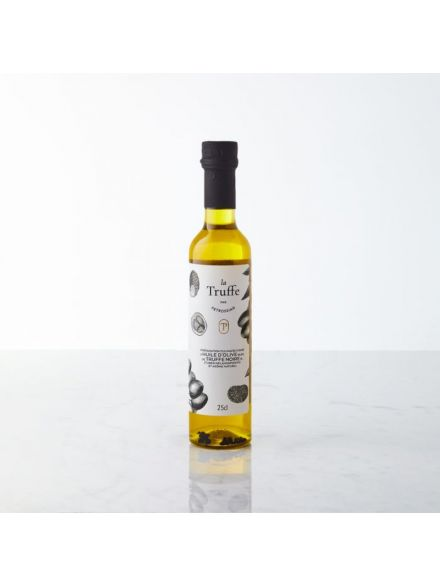 Huille Olive À La Truffe Noire 1%,  25Cl-Petrossian-