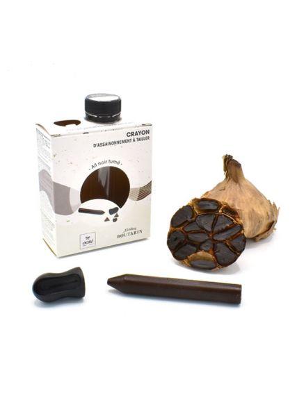 Crayon ail noir fumé 15gr
