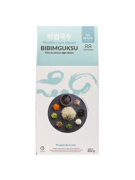 BIBIMGUKSU nouilles aux algues