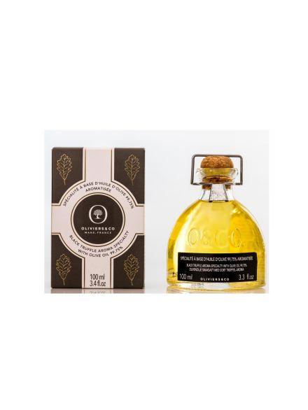 Huile d'olive aromatisée à la truffe blanche 100ML Olivier&Co